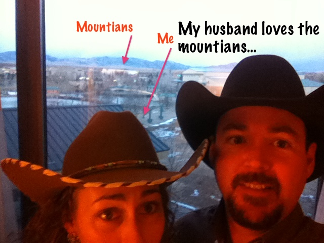 Mountians and Me