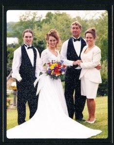Stacy Wedding photo